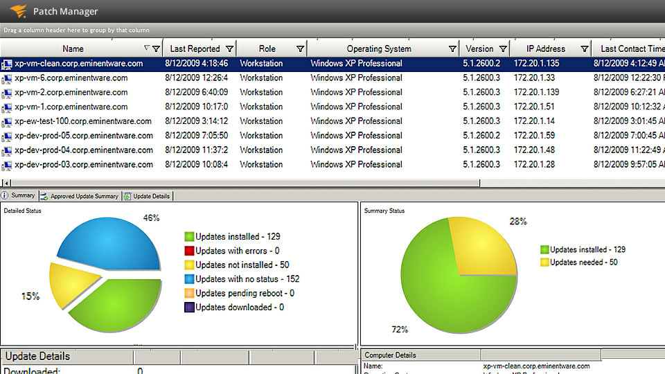 WSUS and the Update Management Process
