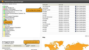Integration with SolarWinds Network Performance Monitor