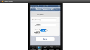 Mobile Active Directory