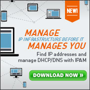 IP Address Manager (IPAM)
